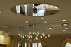 Chandelier imported from France by Joe Hardy, 84 Lumber