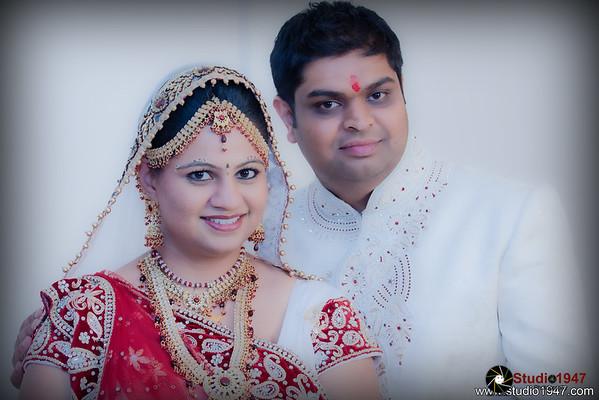 Mehul & Aesha (Wedding)01.19.2013
