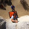 Hidden Valley Campground bouldering
