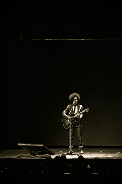Alex Cuba<br /> Opening Juan Luis Guerra and 4:40 Concert Radio City 2012