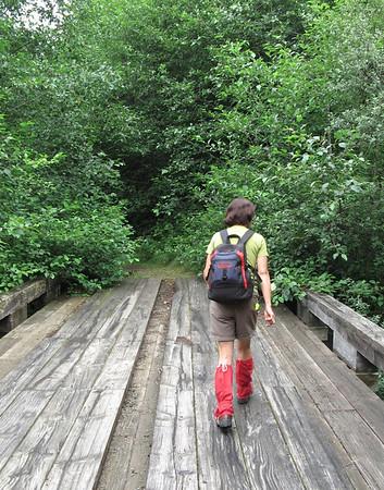 Juan de Fuca Trail West July 31-1 Aug 2011