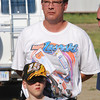 Dad can bring his son to the drivers meeting!