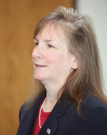 Judge Lisa Swenski Sworn-in