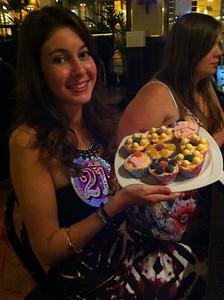 Becky's 21st.