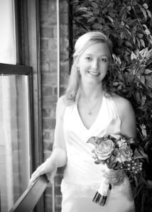 Beautiful Bride bw-