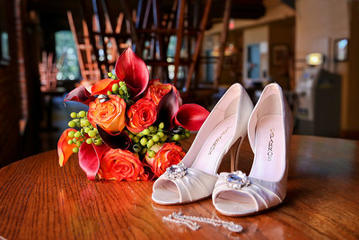 Flowers, Shoes, Jewelry-