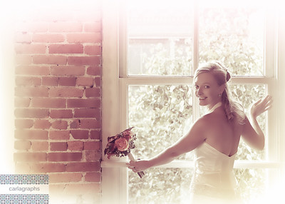 In window Holga effect-