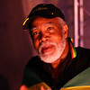 A Jamaican man at the after-party at CJW in Beijing.