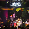 Julian Marley and his band perform at Star LIve in Beijing.