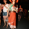 Raquel Dou, a reggae lover from Sichuan, watches the show.