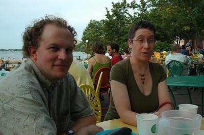 Jon and Mary