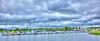 Wabamun Lake, Marina