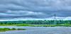 Tressel on Wabamun Lake