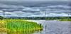 Tressels, Wabamun Lake
