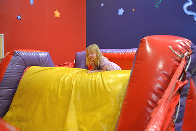 "Ashley at Peyton ""Pajama"" Birthday Party"