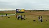 Open Golf Carnoustie - Practice Range