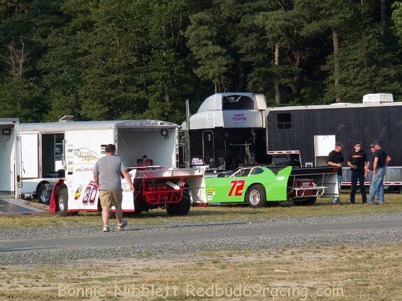 July 25, 2009 Redbud's Pit Shots Delaware International Speedway