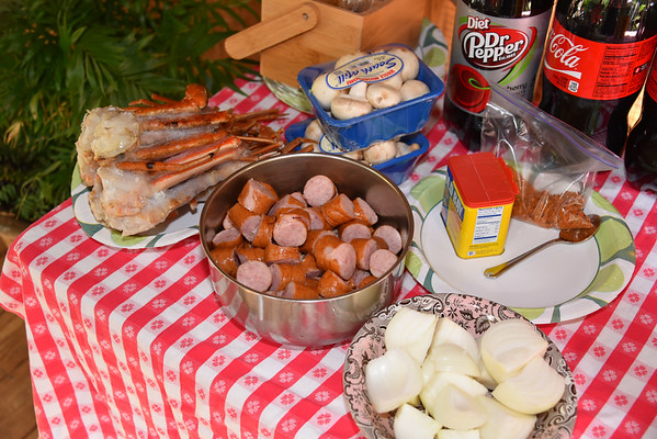 July 4 low country boil