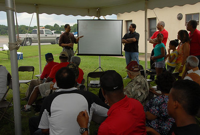 July East  Coast Chapter Tuskegee Airmen Meeting