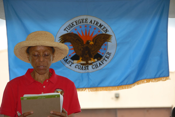 2013 July East  Coast Chapter Tuskegee Airmen Meeting