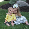 My grandchildren, Clayton and Leah Adams from Huntertown, Ind.<br /> <br /> Photographer's Name: Diana Adams<br /> Photographer's City and State: Frankton, Ind.