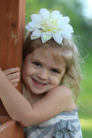 My granddaughter, Leah Adams, from Huntertown, Ind.<br /> <br /> Photographer's Name: Diana Adams<br /> Photographer's City and State: Frankton, Ind.