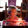 blowing out the candles for Evelyn Fox<br /> <br /> Photographer's Name: Terry Lynn Ayers<br /> Photographer's City and State: anderson, IN