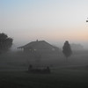 """Farm Fog"",,,,,, Richland Twd.<br /> <br /> Photographer's Name: J. R. Rosencrans<br /> Photographer's City and State: Alexandria, IN"