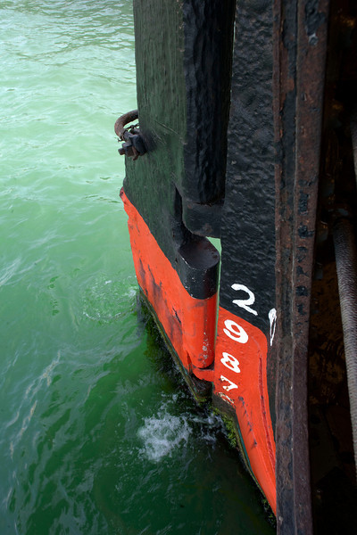 Red line rudder....
