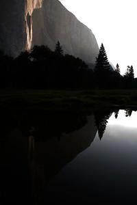 El Capitan during the Bakersfield fires.