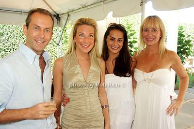 Nick Anthony, Elizabeth Martin, Haley Tucci, Leslie Wilson photo by Rob Rich © 2008 516-676-3939 robwayne1@aol.com