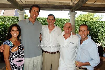 Debbie Smith, Mike Smith, Jason Wiedenmann, Al Alletzhauser, Nick Anthony photo by Rob Rich © 2008 516-676-3939 robwayne1@aol.com