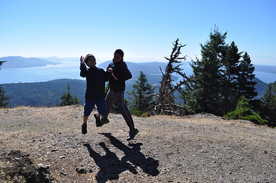 Little Summit, Mt. Constitution