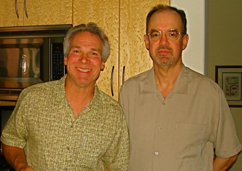 Brian & Don