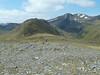 Sgurr nan Ceathreamhnan from Mullach nan Dheirighan on 2nd June 2012