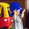 My grandson Nathan Pantalone in Austin, Texas<br /> <br /> Photographer's Name: Dennis Kumkowski<br /> Photographer's City and State: Anderson, IN