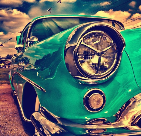A 1955 Buick Special in Albany, Ind.<br /> <br /> Photographer's Name: Jesse Lawson<br /> Photographer's City and State: Anderson, Ind.