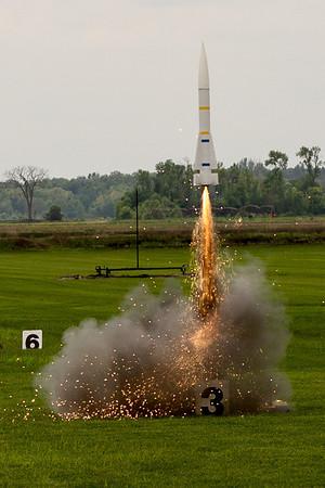 June 2013 Rocket Launch