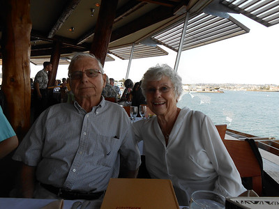 Happy 59th Anniversary, Mom and Dad!