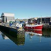 Macduff Harbour on a fine summers day on 19th June 2017