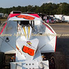 June 21, 2007.....Delaware International Speedway Redbud's Pit Shots.  Jamie Mills had a new look!