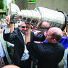 Blackhawks Return With Cup Hockey