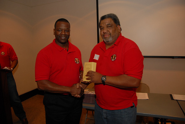 2013 June East Coast Chapter Tuskegee Airmen Chapter Meeting