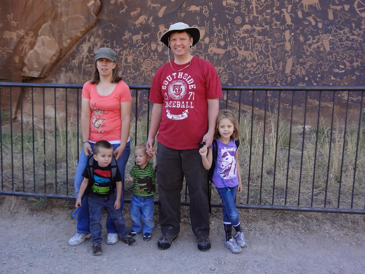 ?the Michael Larsen family