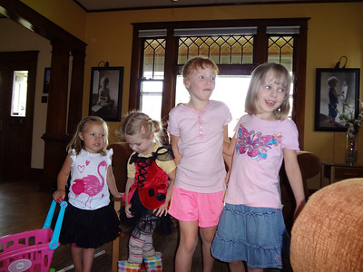 4 granddaughters