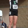 6-1-13<br /> Girls state track and field<br /> Bethany Neeley puts the award around her head after winning 1600 meter run.<br /> KT photo | Kelly Lafferty