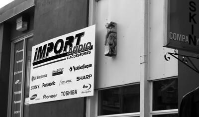 The brands meet a shrunken totem.