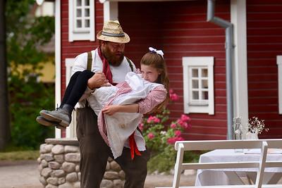 Farbror Nilsson & Madicken