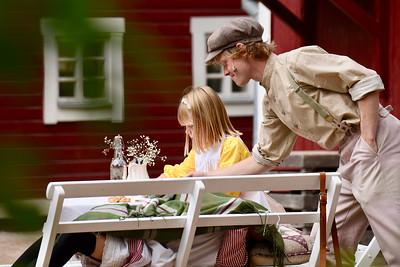 Abbe & Madicken och Lisabet