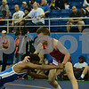 2014 USAW Junior Freestyle Nationals<br /> 113 - Quarterfinal - Montorie Bridges (Oklahoma) over Tanner Rohweder (Iowa) (Dec 15-10)